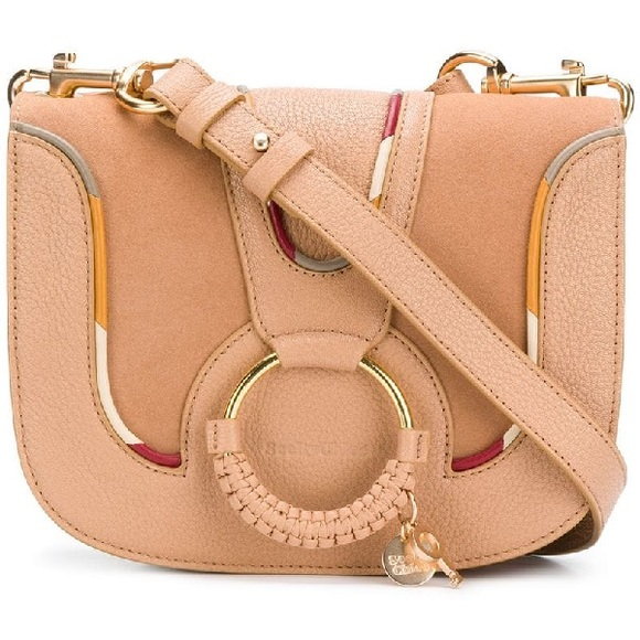 huge selection of high quality guarantee buying new SEE BY CHLOÉ Hana Small Leather Crossbody Bag
